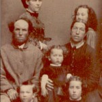 John Johnston family