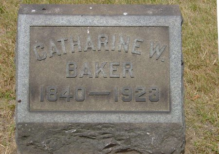 catharineWarrenBaker