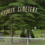 Evergreen-Sparling Cemetery, Kingsley, Michigan