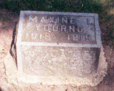 Maxine Yournd Lakeview Cem Howell