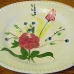 Treasure Chest Thursday – The Tulip Platter