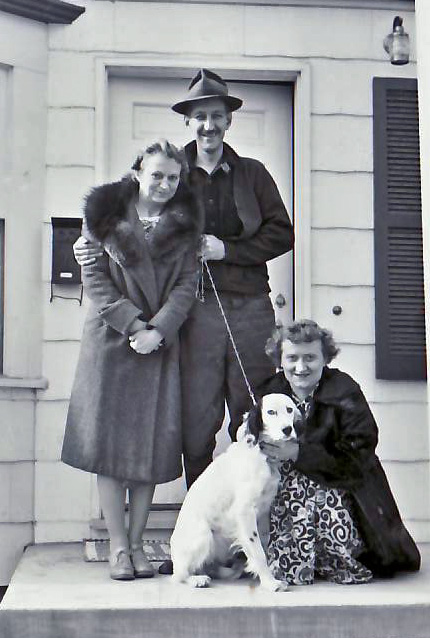 Jane, Leo, cappy and perhaps Leo's sister