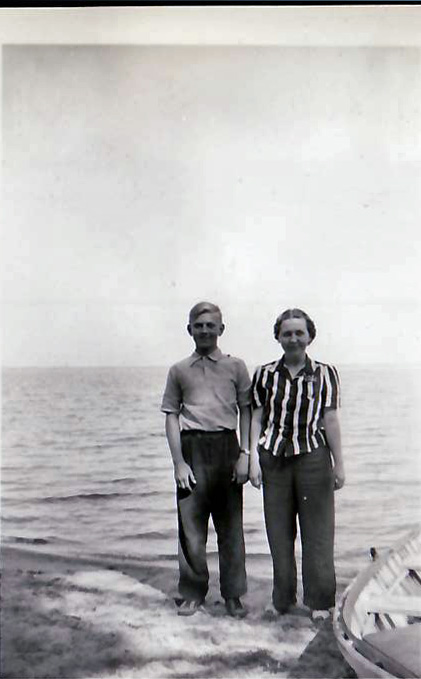 Marion and James Yearnd