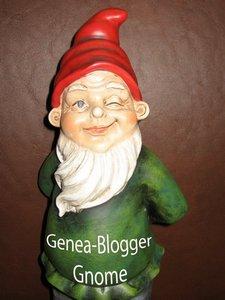 gnome geneabloggerA